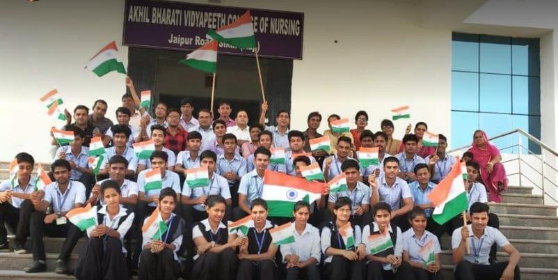 Akhil Bharati Vidyapeeth College Of Nursing, Sikar