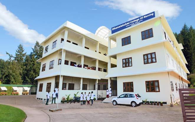 Dhanalakshmi College Of Nursing, Kannur Image