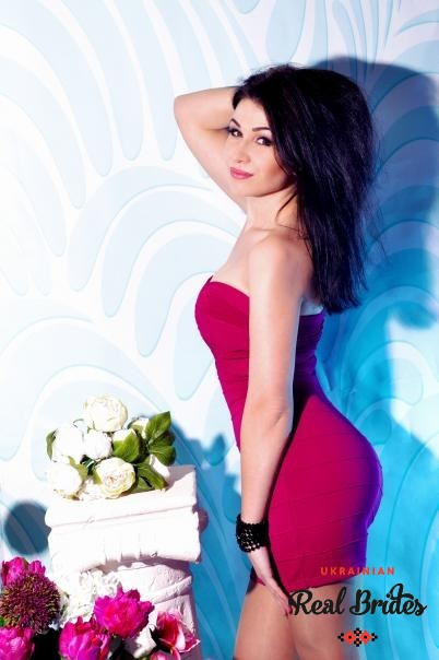 Photo gallery №9 Ukrainian bride Julia