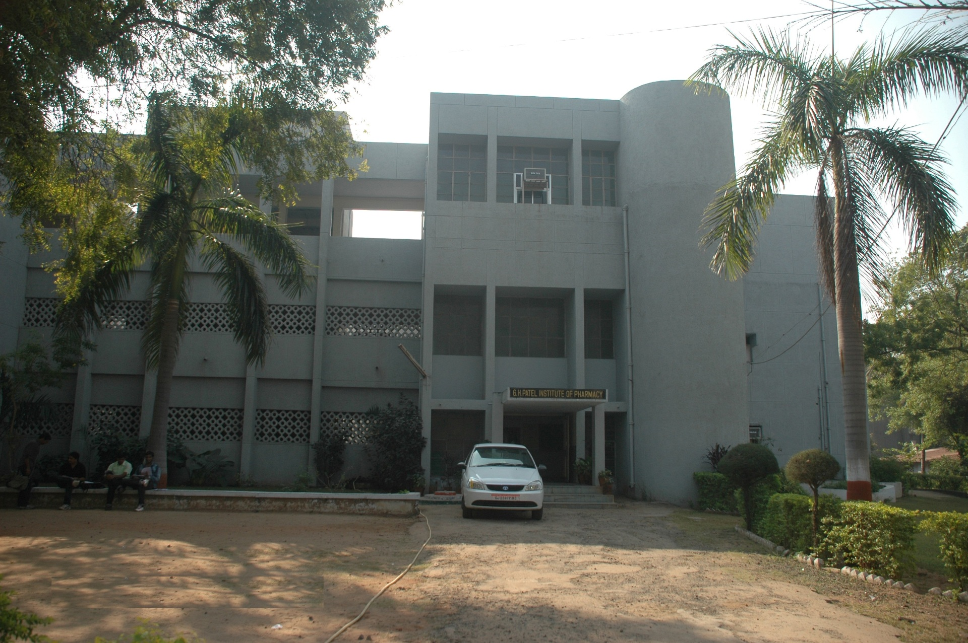 A.R.College Of Pharmacy & G.H.Patel Institute Of Pharmacy, Anand
