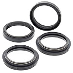 Fork and Dust Seal Kit 56-147 Kawasaki KX250F 2004 2005