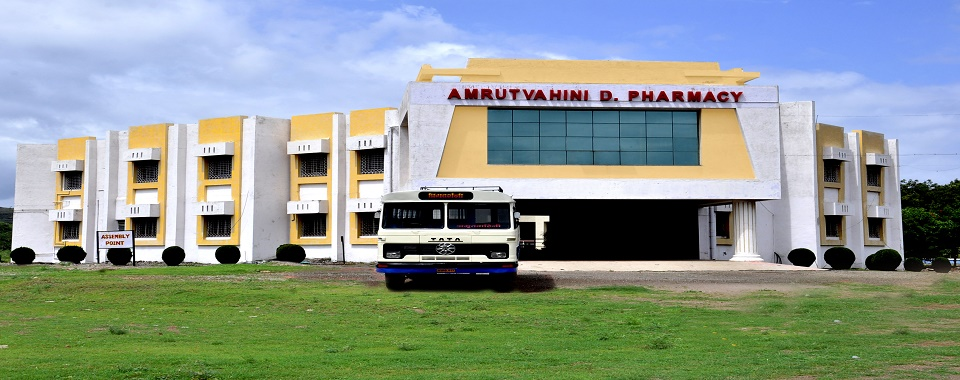 AMRUTVAHINI INSTITUTE OF PHARMACY