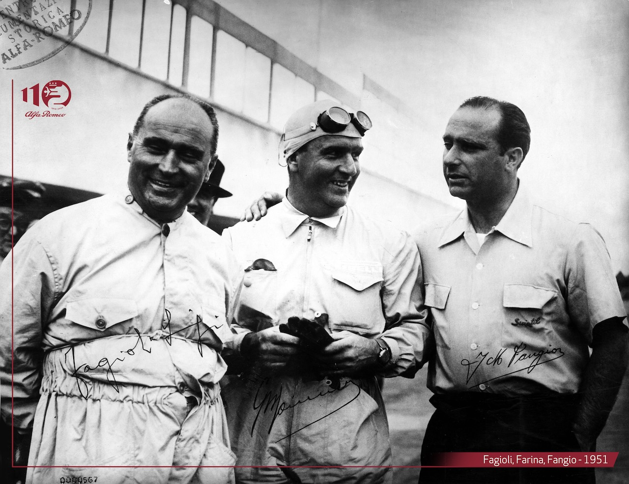 Alfa Romeo - The first Constructor to win the F1 Championship