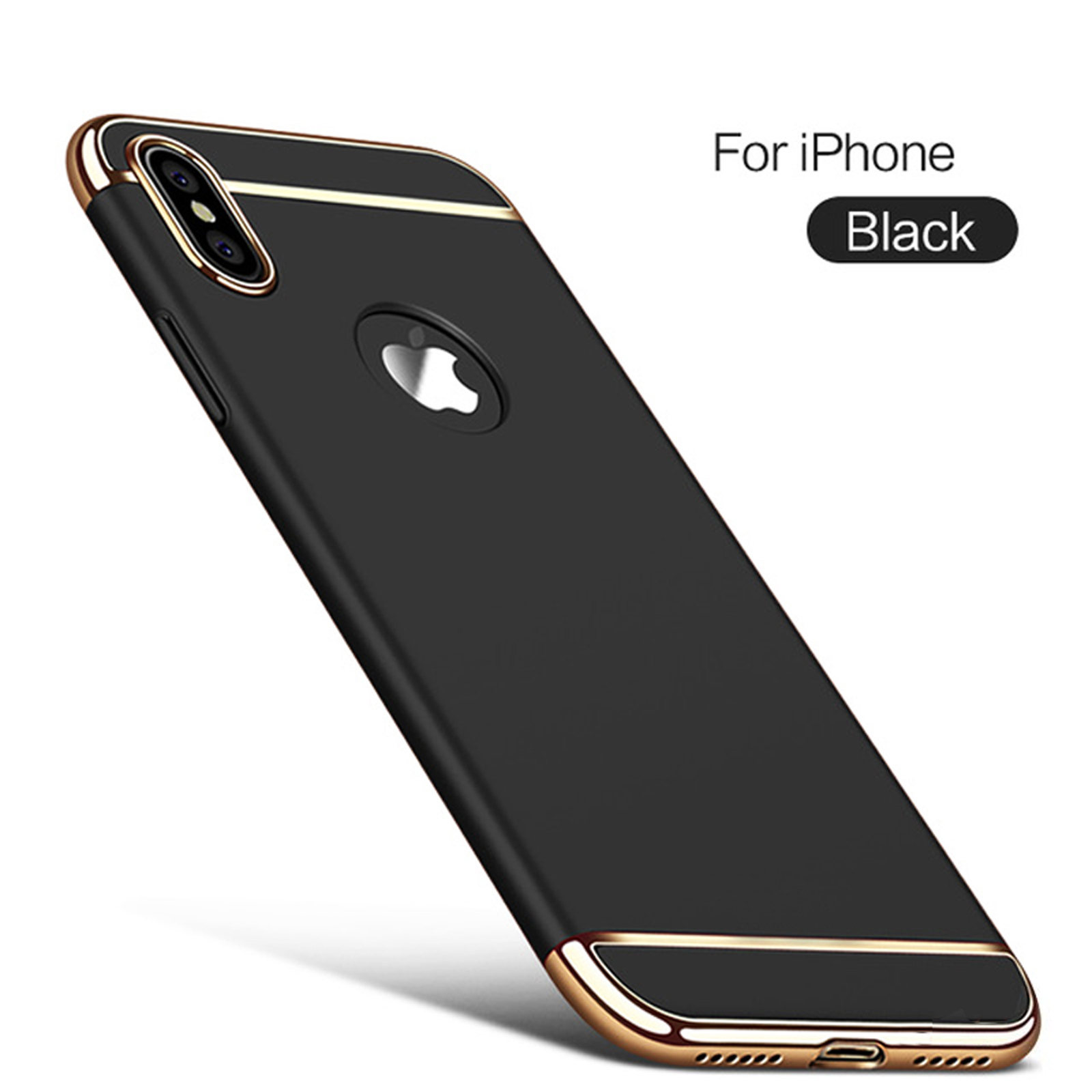 Luxury-Matte-Case-Tempered-Glass-Cover-For-Apple-iPhone-X-XS-XR-Max-10-8-7-6s-6 thumbnail 39