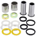 Complete Swingarm Bearings and Seals Kit Kawasaki KX125 1998 Only