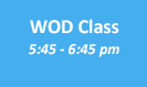 WODClass6pm