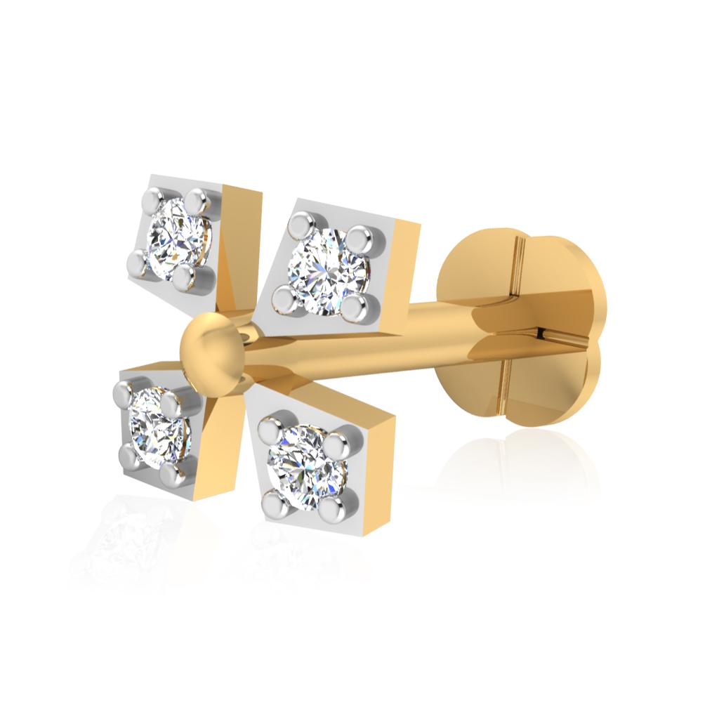 The Mair Diamond Nose Screw