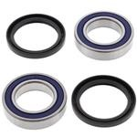 Boss Bearing Y-YT125-FR-1000-1H5-2 Front Wheel Bearings and Seals Kit Yamaha ...