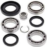 Rear Differential Bearings Seals Kit Honda TRX500FE Foreman 2012 2013 2014 2015