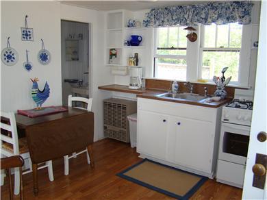 760 Campground Road Guest Cottage Kitchen