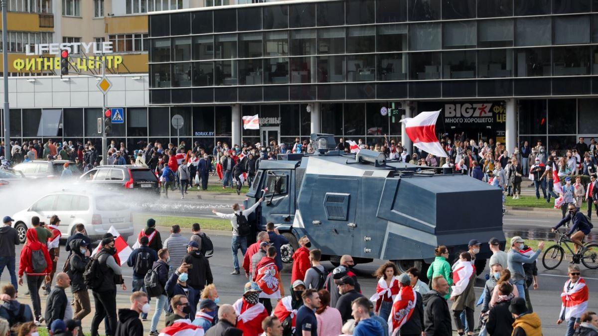 Беларусь: слив протеста или самое интересное только начинается?