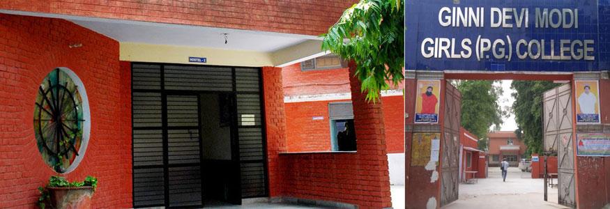 Ginni Devi Modi Girls P.G. College