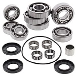 Rear Differential Bearings Seals Kit Polaris Scrambler 500 4x4 2002 2003 2004
