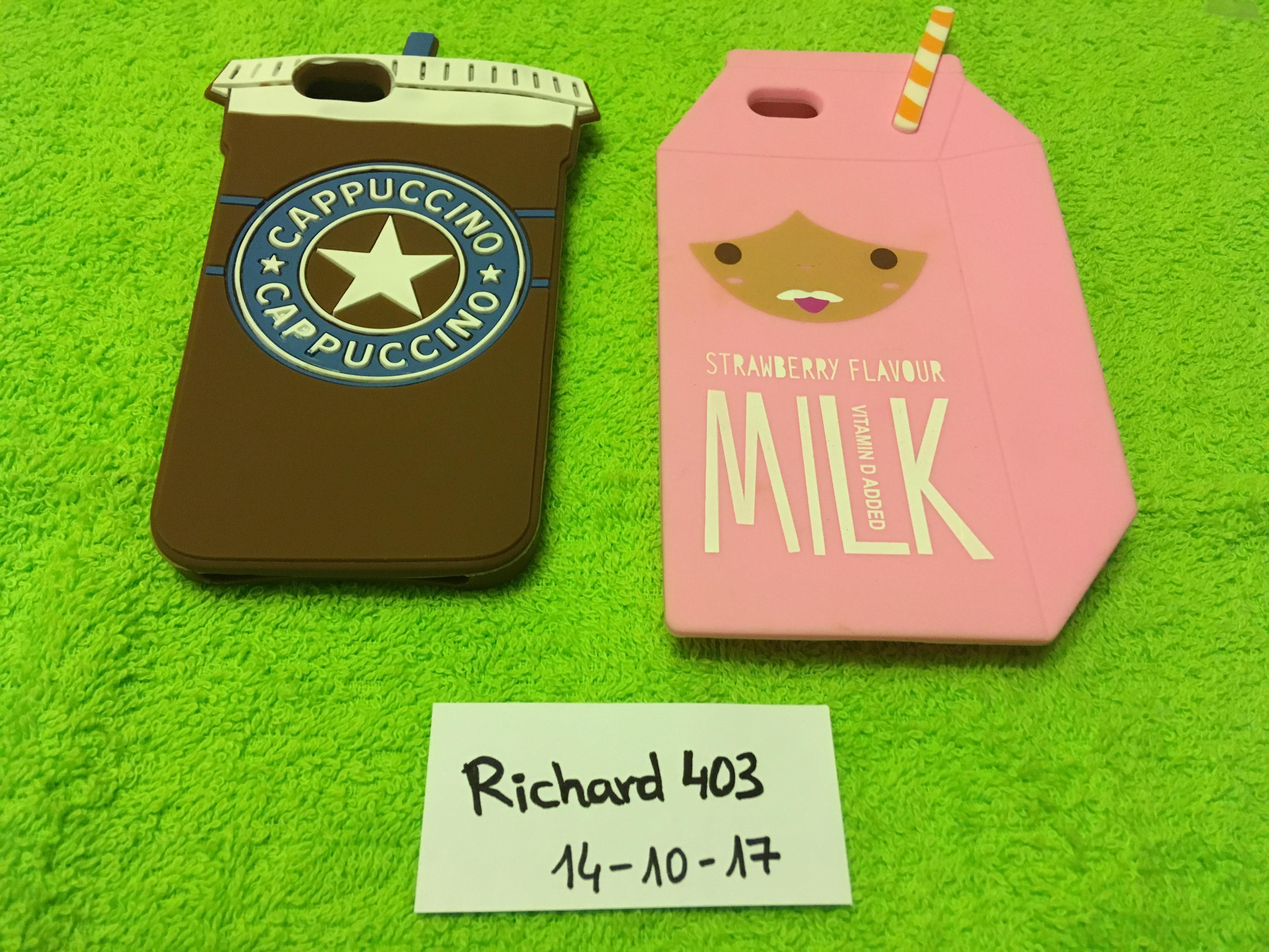 Vendo Fundas Iphone 6 6s Cappuccino Y Milk Dise 241 O Muy