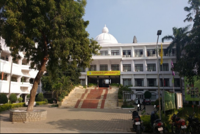 Vignan's Foundation for Science Technology and Research, Guntur