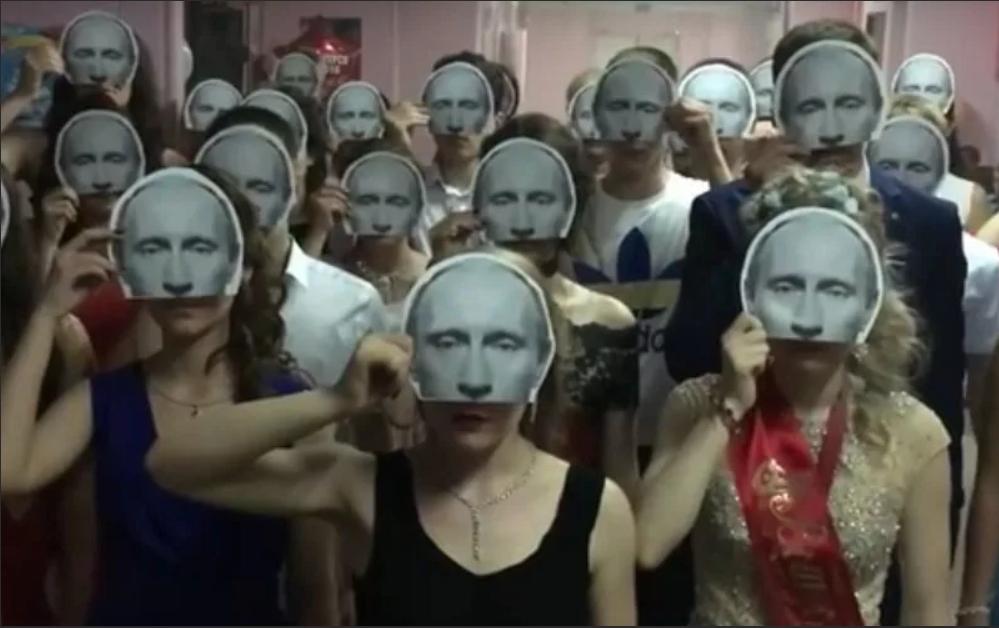 Путин -- сказочный президент!
