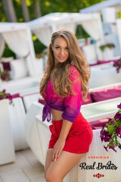 Photo gallery №8 Ukrainian bride Evgenia