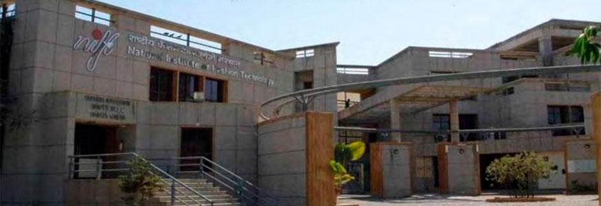 NIFT (National Institute of Fashion Technology), Gandhinagar