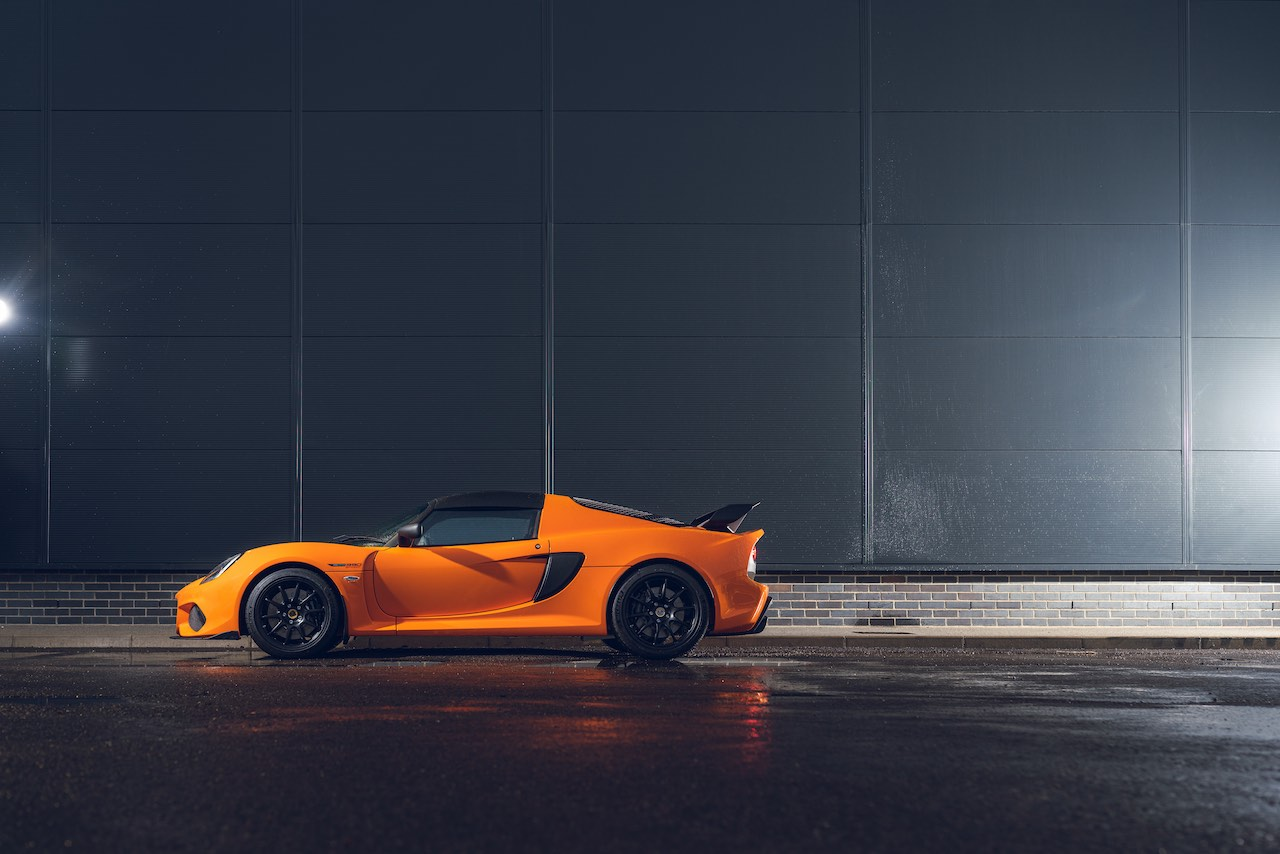 Lotus announces Elise and Exige Final Edition