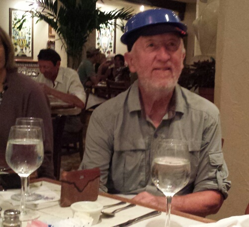 Blue Hatted Richard