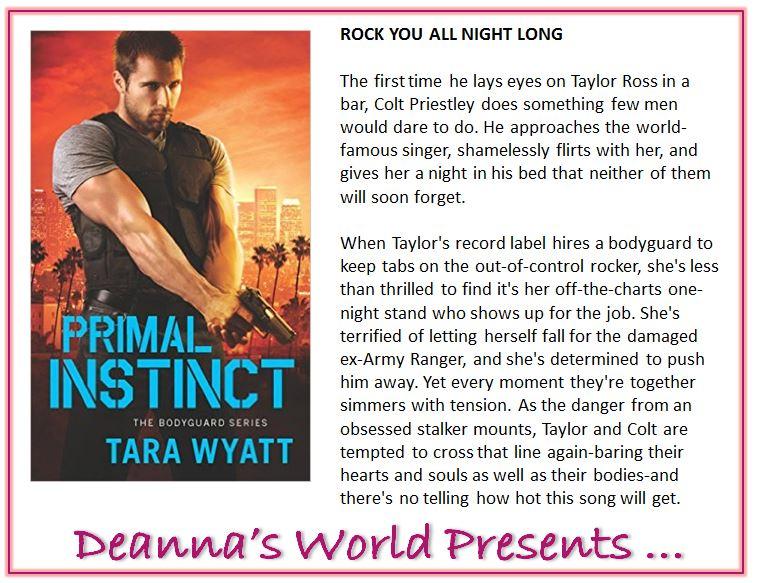 Primal Instinct by Tara Wyatt blurb