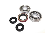 Main Crank Shaft Bearings and Seals Kit Yamaha YZ250 - 24-1028B - Boss Bearing