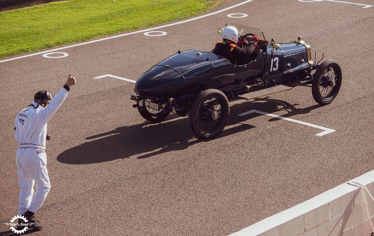 Goodwood Members Meeting moves to October