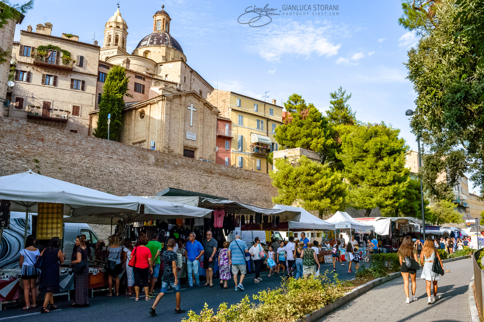 San Giuliano 2017, Viale Trieste - Gianluca Storani Photo Art  (ID: 4-2482)