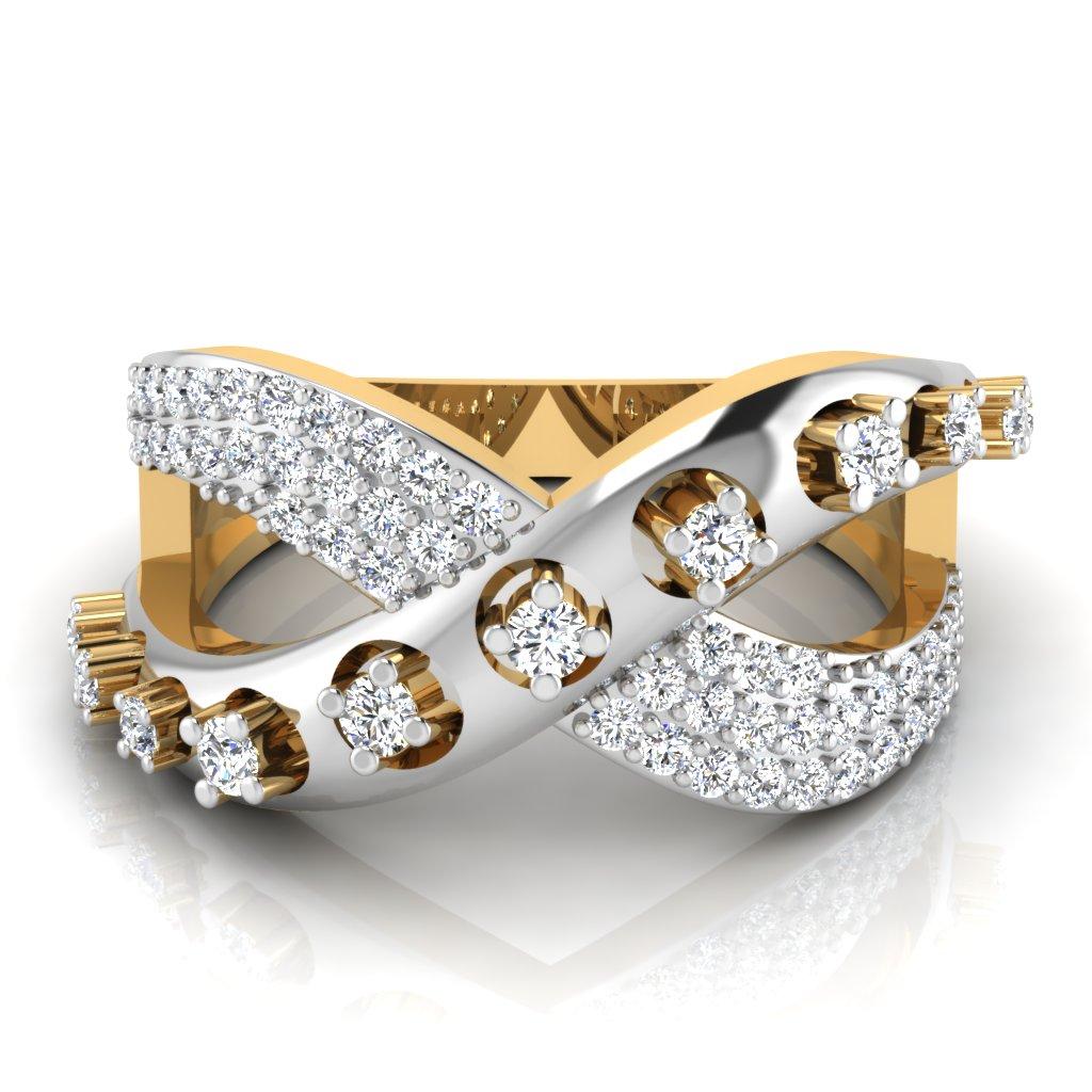 The Evana Diamond Ring