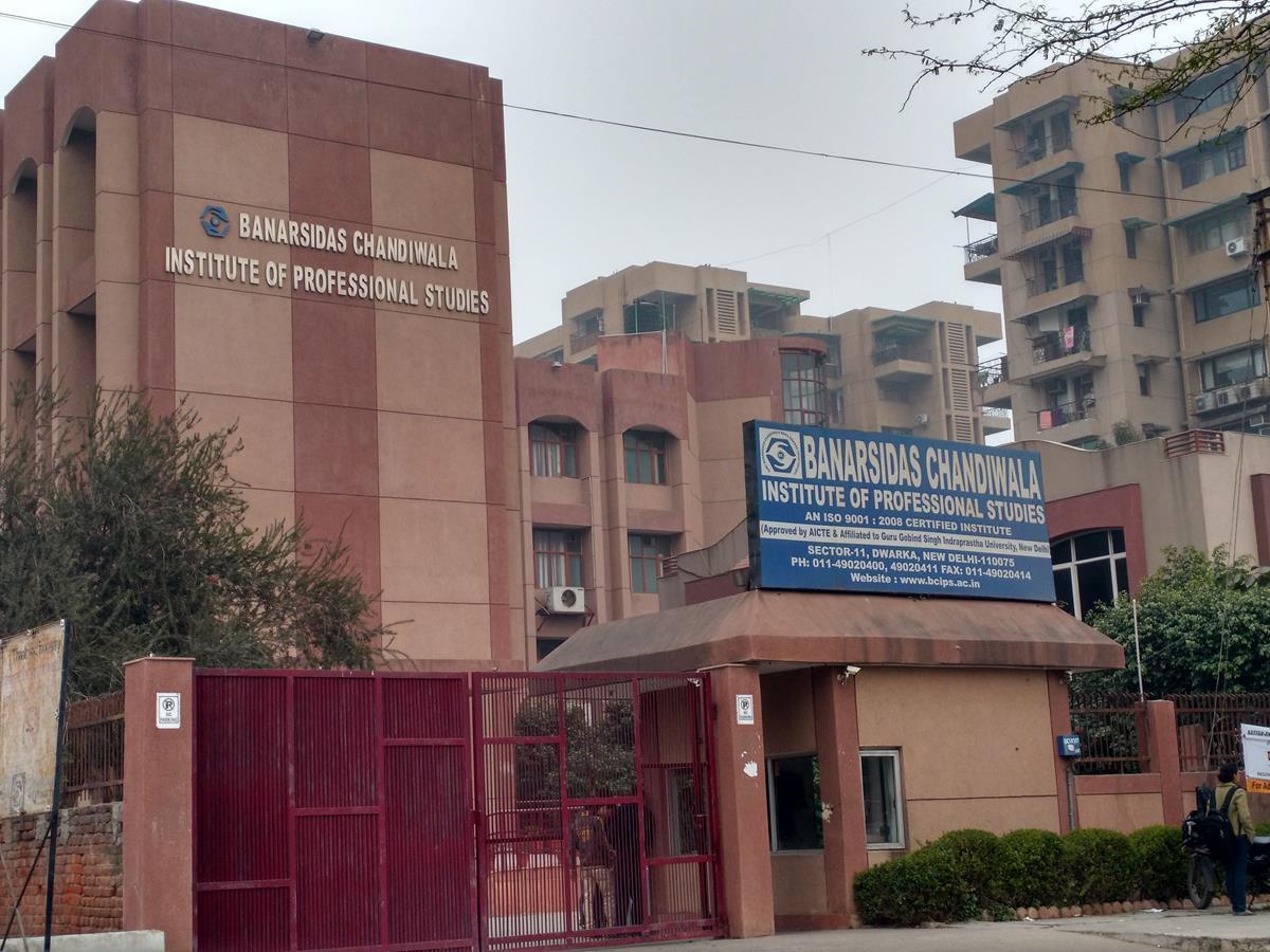Banarsidas Chandiwala Institute Of Professional Studies, Delhi, Dwarka Image