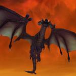 Britronský lávový drak
