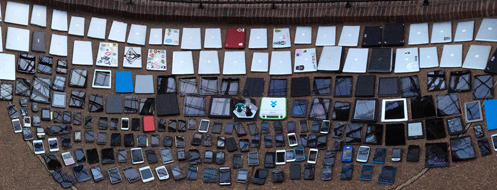 All the devices