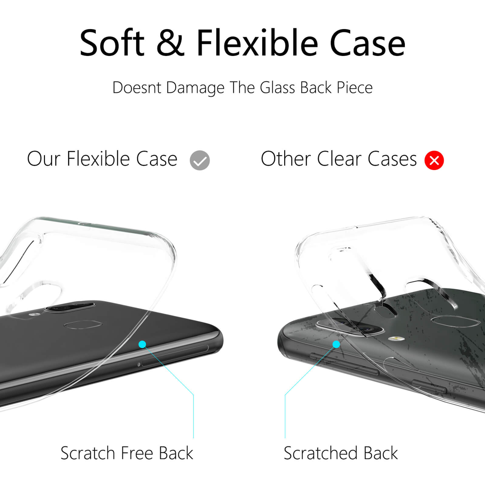 For-Samsung-Galaxy-S10-S9-S8-Case-Shockproof-Silicone-Protective-Clear-Gel-Cover thumbnail 60