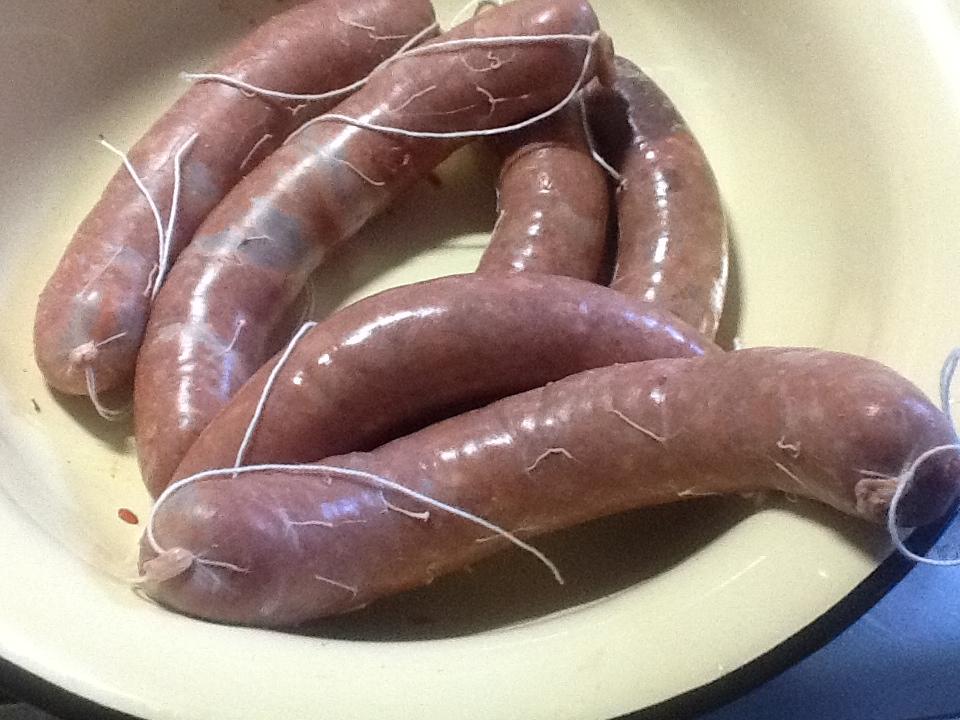 Ливерная колбаса в домашних условиях без кишок
