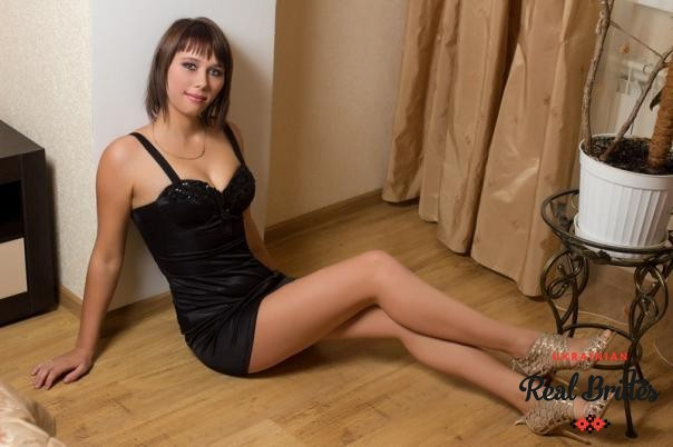 Photo gallery №1 Ukrainian bride Anastasia