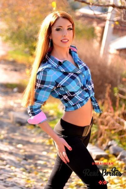 Photo gallery №7 Ukrainian lady Alyona