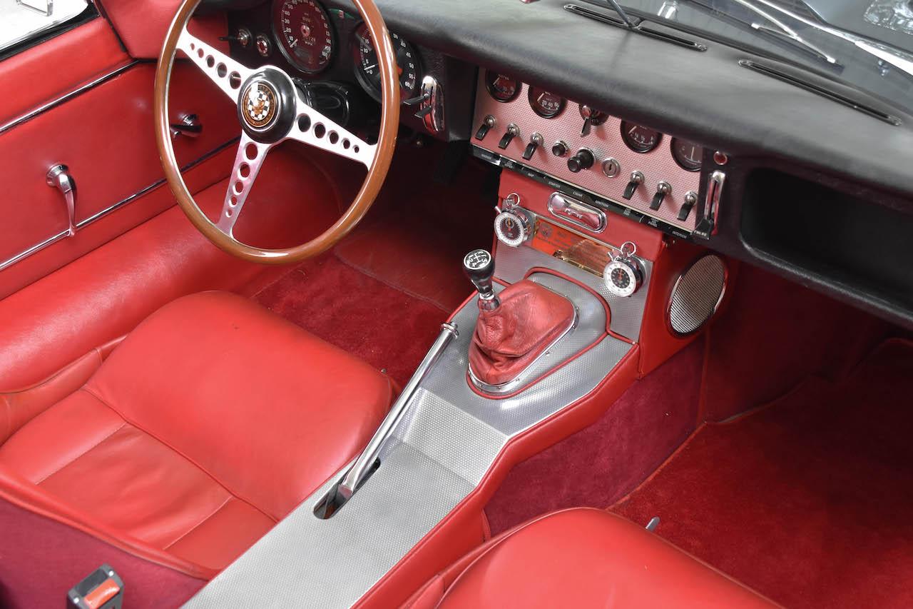 E-Type UK celebrates 60 years of the worlds most beautiful car