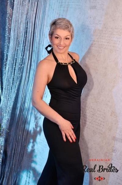 Profile photo Ukrainian women Nadiya