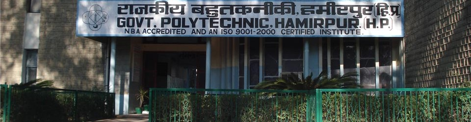 Govt. Polytechnic, Hamirpur