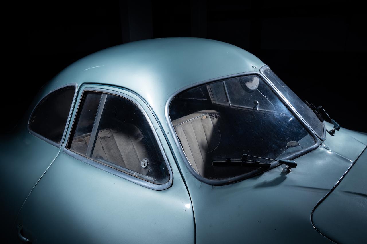 1939 Porsche Type 64 - The Oldest Car to wear the Porsche Badge