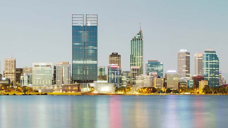A fifth of Perth office spaces are empty