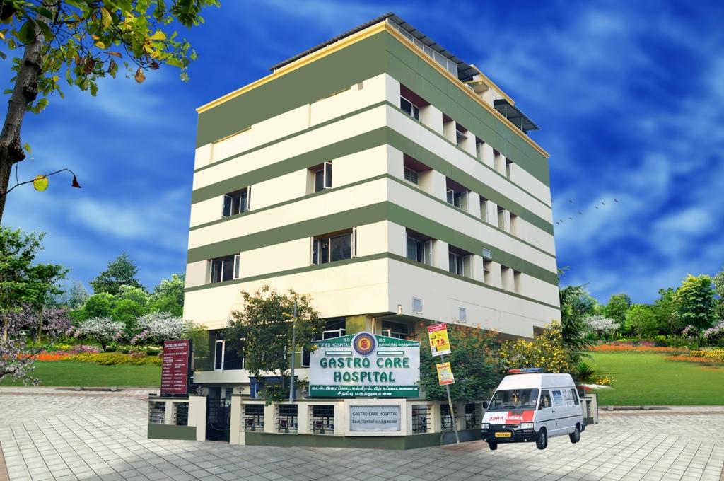 Gastro Care Hospital, Tiruchirappalli