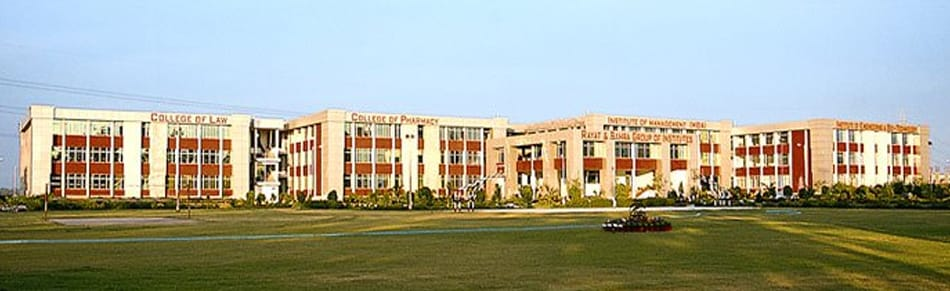 Rayat Bahra College of Law, Kharar Image