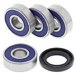 Rear Wheel Bearings and Seal Kit Suzuki DRZ70 DR-Z70 2008-2009
