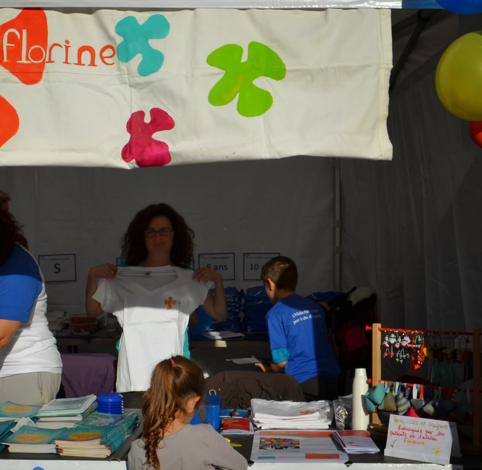 Stand Florine.