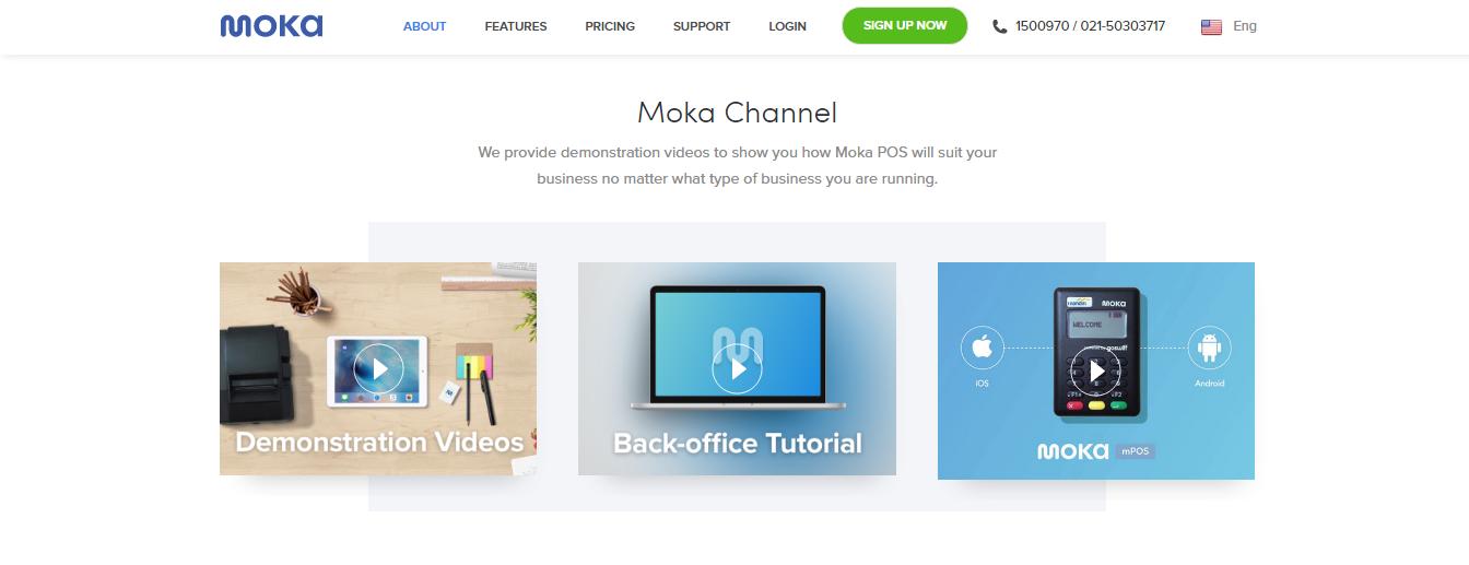 mokapos channels