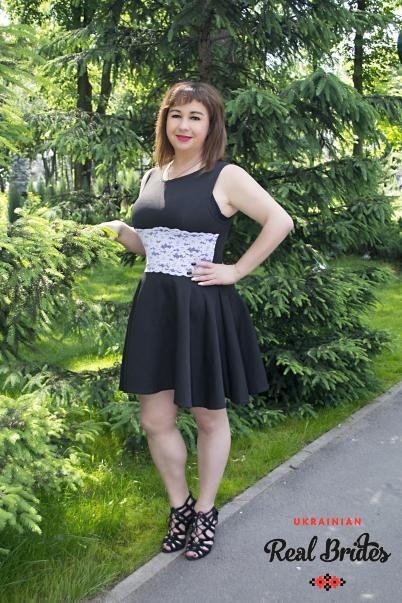 Photo gallery №9 Ukrainian women Larisa