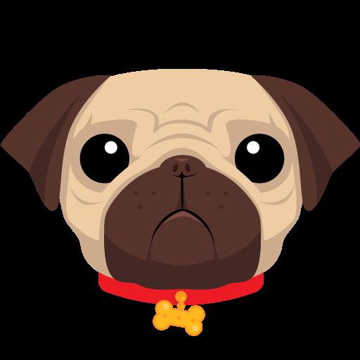 Pug ロゴ