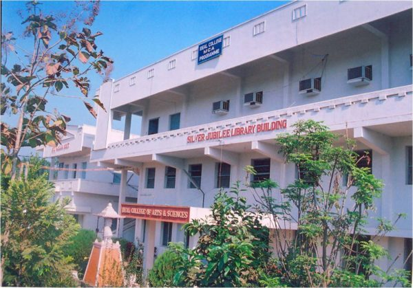IDEALCOLLEGE OF ARTS AND SCIENCES