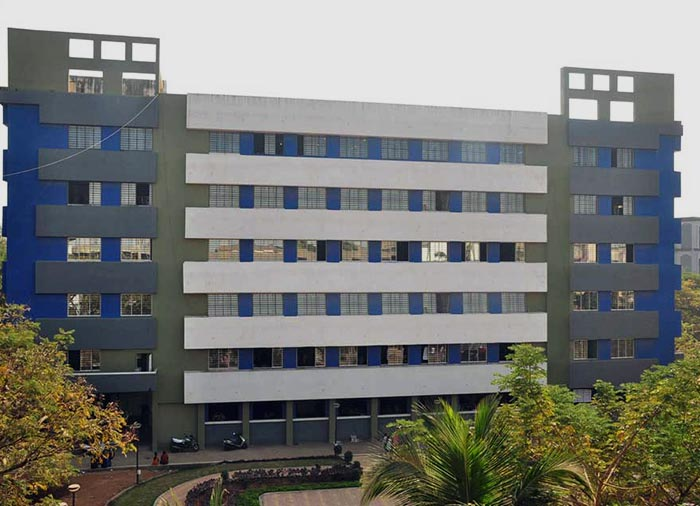 Annasaheb Vartak College of Arts, Kedarnath Malhotra College of Commerce, E. S. Andrades College of Science, Palghar Image